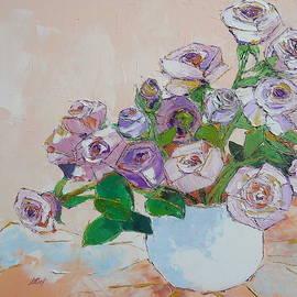 Dianela Cret Flueras - Purple Roses