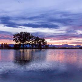 Kari Espeland - Purple Sky