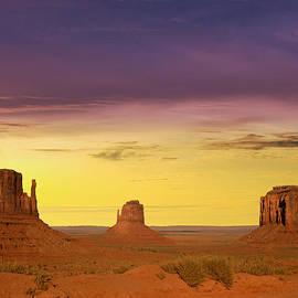 Randall Branham - Purple Skys On the Horizon