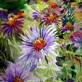 Mindy Newman - Purple Stem Asters