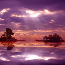 Lilia D - Purple Sunset