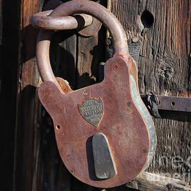 Marty Fancy - Put a lock on It