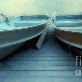 Bob Christopher - Pyramid Lake Row Boats