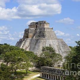 Oscar Gutierrez - Pyramid of the Magician