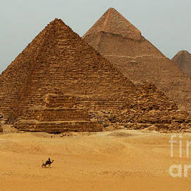 Bob Christopher - Pyramids at Giza