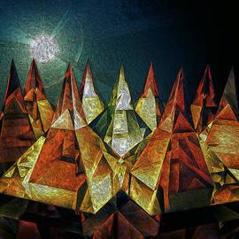 Ramon Martinez - Pyramids