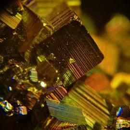 Sarah Pemberton - Pyrite Crystals