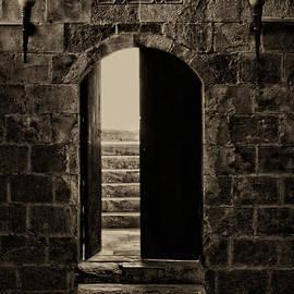 Nigel Fletcher-Jones - Qalawun Doorway Cairo