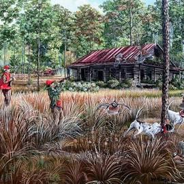 Daniel Butler - Quail Hunting- On Familiar Ground