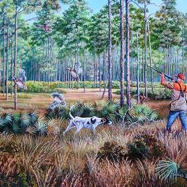 Daniel Butler - Quail Hunting...A Southern Tradition.