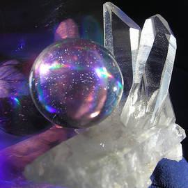 Shannon Story - Quartz Crystal