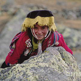 Craig Lovell - Quechua Smile - Peruvian Andes