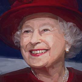 Nop Briex - Queen Elizabeth II