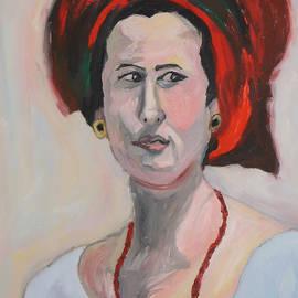 Esther Newman-Cohen - Queen Esther