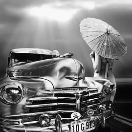 Larry Butterworth - Queen Of The Highway