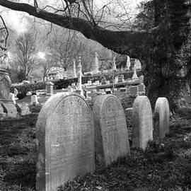 Jennifer Ancker - Quiet Cemetery