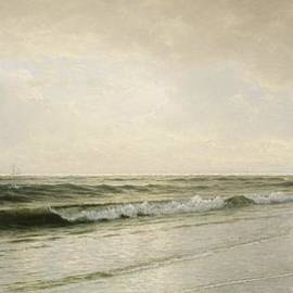 William Trost Richards - Quiet Seascape