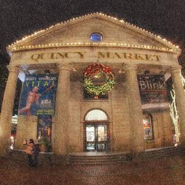 Joann Vitali - Quincy Market Snow