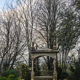 Deborah Smolinske - Quinta da Regaleira Bench
