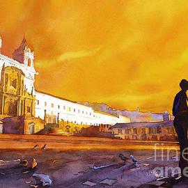 Ryan Fox - Quito Sunrise