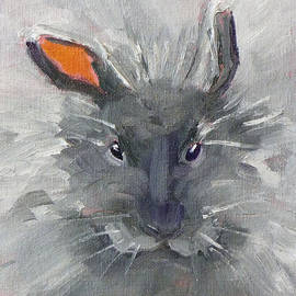 Nancy Merkle - Rabbit Fluff