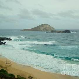 Mary Deal - Rabbit Island - Oahu