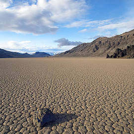 Joe Schofield - Racetrack Playa Death Valley