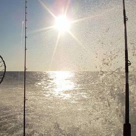 John Telfer - Racing to the Fishing Grounds