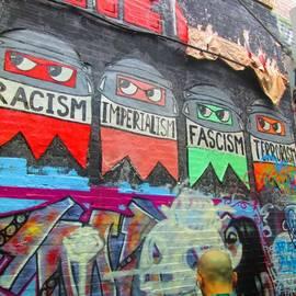 Ifunanya Onyima - #racism #imperialism #fascism