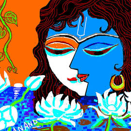 Anand Swaroop Manchiraju - RADHA KRISHNA-8