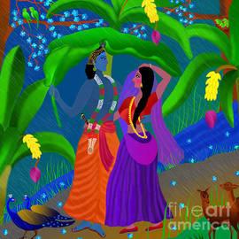 Latha Gokuldas Panicker - Radha Likes Rain