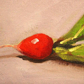 Nancy Merkle - Radish Resting