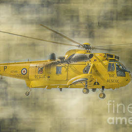 Darren Wilkes - RAF Rescue
