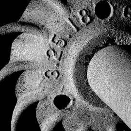 Robert Riordan - Railroad Axle and Wheel