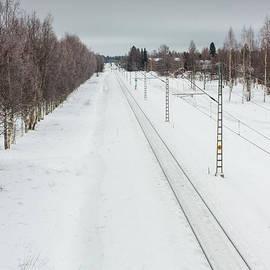 Jukka Heinovirta - Railroad Track 1