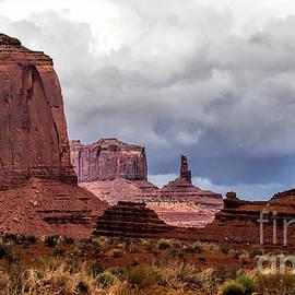 Jim Garrison - Rain Over the Monuments