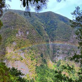 Andy Za - Rainbow. Amazing mountains. Madeira.