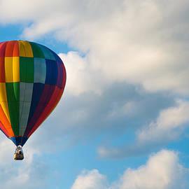 Kyle David Cozzens - Rainbow Balloon