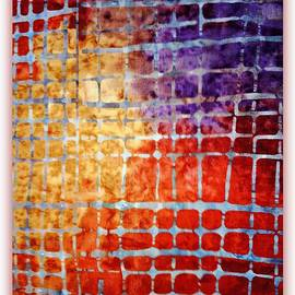 CJ Anderson - Rainbow Behind The Grid