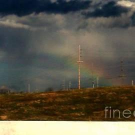 Jessica Flieg - Rainbow Curtain or Aurora