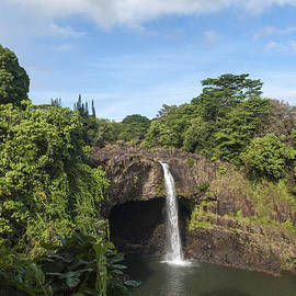Brian Harig - Rainbow Falls - The Big Island Hawaii