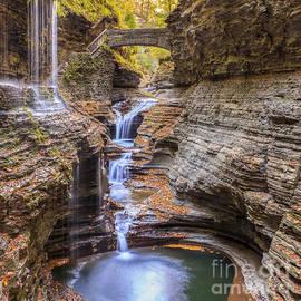 Cassidream Photography - Rainbow Falls Watkins Glen