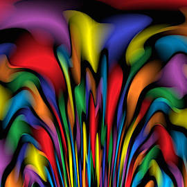 Lorna Hooper - Rainbow Fountain