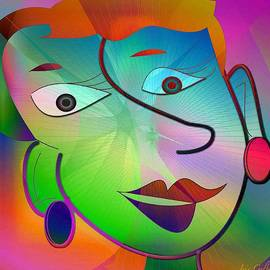 Iris Gelbart - Rainbow Girl