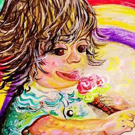 Eloise Schneider - Rainbow Ice Cream