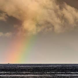 Colin Utz - Rainbow Over A Black Ocean