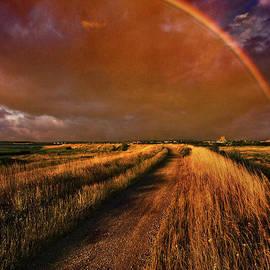 Adrian Campfield - Rainbow Path