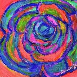 Kendall Kessler - Rainbow Rose