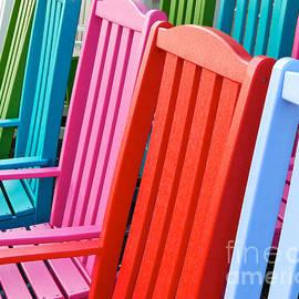 Mark Miller - Rainbow Rump Rests
