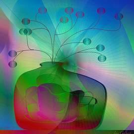 Iris Gelbart - Rainbow Vase